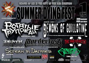 Summer Dying Fest (Metal)